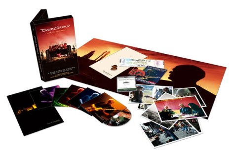 Special Edition Spread - The Full Contents of the beautiful Box Set