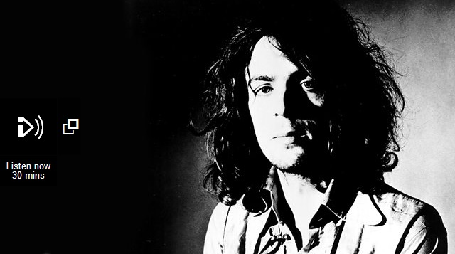Twilight World of Syd Barrett Documentary – Download Now from BBC