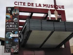 Pink Floyd Interstellar Exhibition 2003 Paris