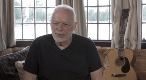 David Gilmour on Astoria Recording Studio Endless River