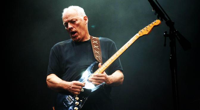 David Gilmour 2015 Tour Tickets On Sale