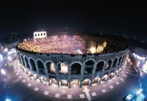 Verona Arena David Gilmour