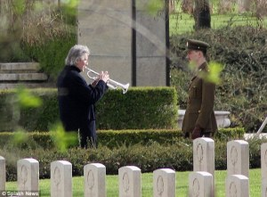 Roger Waters Pilgrimage to Italy in October 2013
