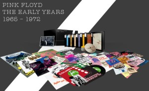 Pink Floyd The Early Years 1967 to 1972 Box