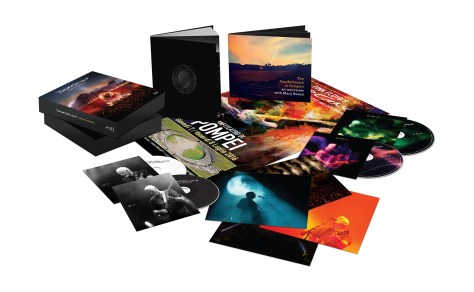 David Gilmour Live at Pompeii Deluxe Set