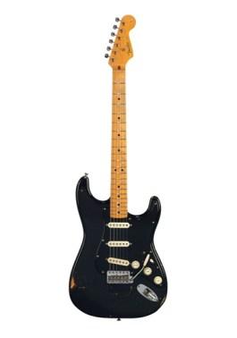 David Gilmour Black Strat