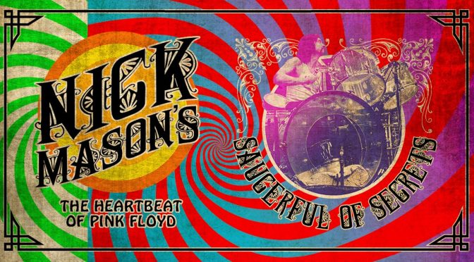 Nick Mason Tour 2019 Header Heartbeat