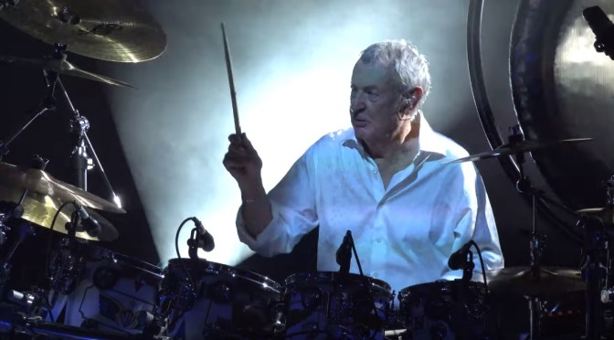 Nick Mason Concert Videos 2019