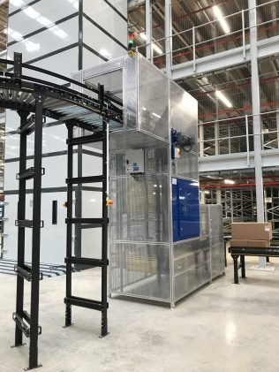 The Continuous Platform Elevator