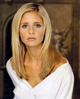 Sexy Nerd Buffy