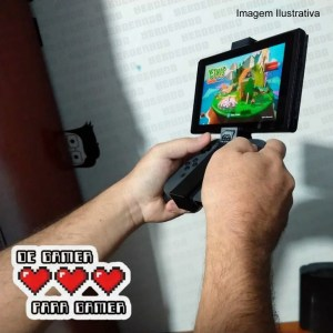 Adaptador 45º – Nintendo Switch