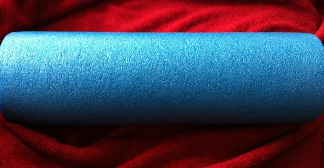 A foam roller can offer you a massage, great for active recovery.