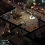 shadowrun returns gameplay screen