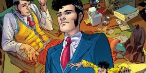dirk gently fumetto cover