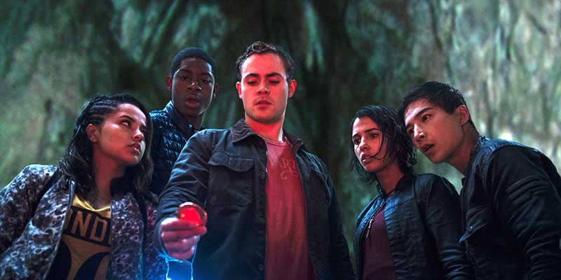 power rangers recensione