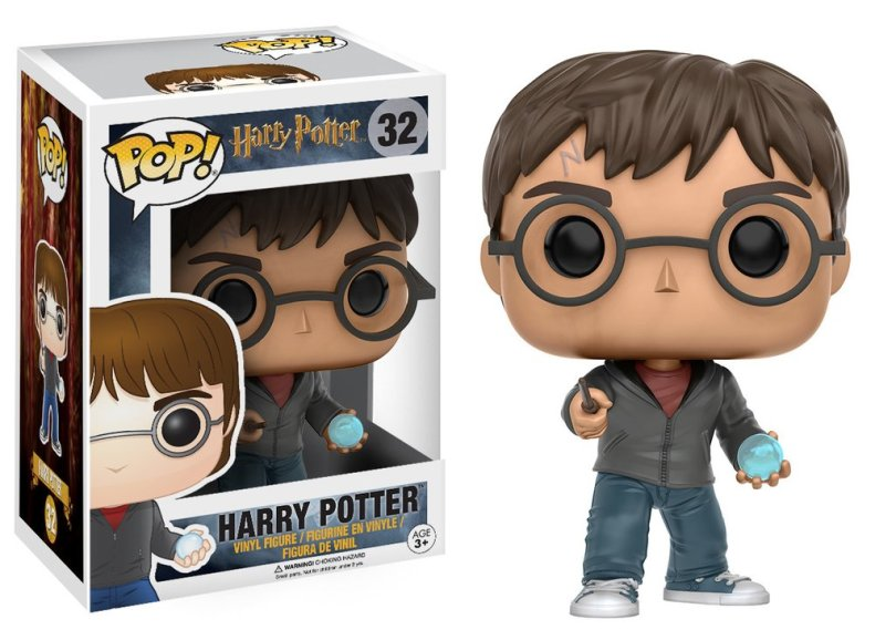 1 Funko Pop di Harry Potter: Harry Potter with prophecy, N.32