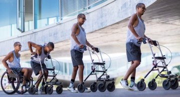 Breakthrough in treating paralysis Targeted neurotechnology restores walking in humans with spinal cord injury