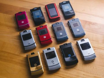 The legendary Motorola Razr will return 15 years later, but it will not be so cheap