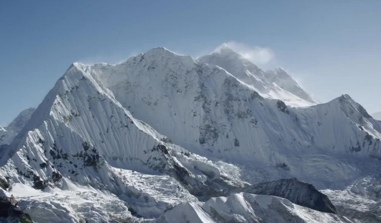 A study reveals that a third of the Himalayan glaciers will be lost