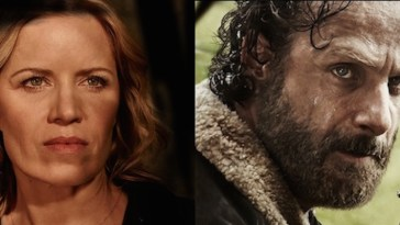 The Walking Dead / Fear The Walking Dead: We finally know the characters of the crossover