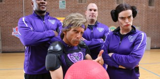 Reunion del Cast di Dodgeball