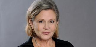 tributo a Carrie Fisher alla fine di Star Wars VIII
