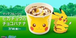 In Giappone arriva il gelato gusto Pikachu