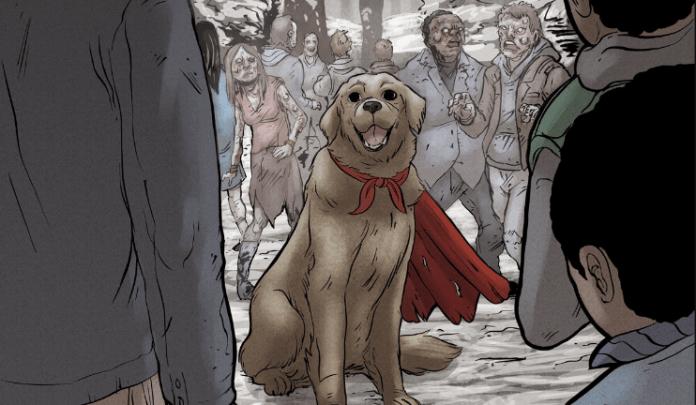 fumetto di Dead of Winter