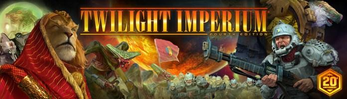 novità della quarta edizione di Twilight Imperium