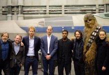 cameo di William e Harry