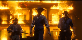 nuovo trailer di Red Dead Redemption 2
