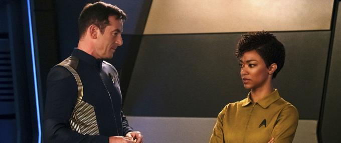 terzo episodio di Discovery è regolarmente disponibile