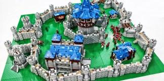 Castello Lego Ispirato a Warcraft