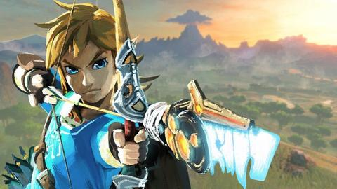 nuove idee su Zelda Breath of the Wild