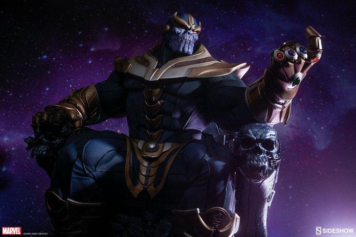 rivelato il vero nome di Thanos