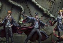 gioco di miniature di Harry Potter