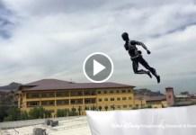 Robot Stuntman