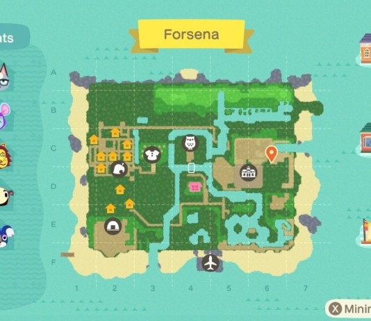 Hyrule in Animal Crossing