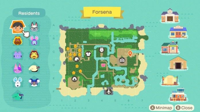 Hyrule in Animal Crossing