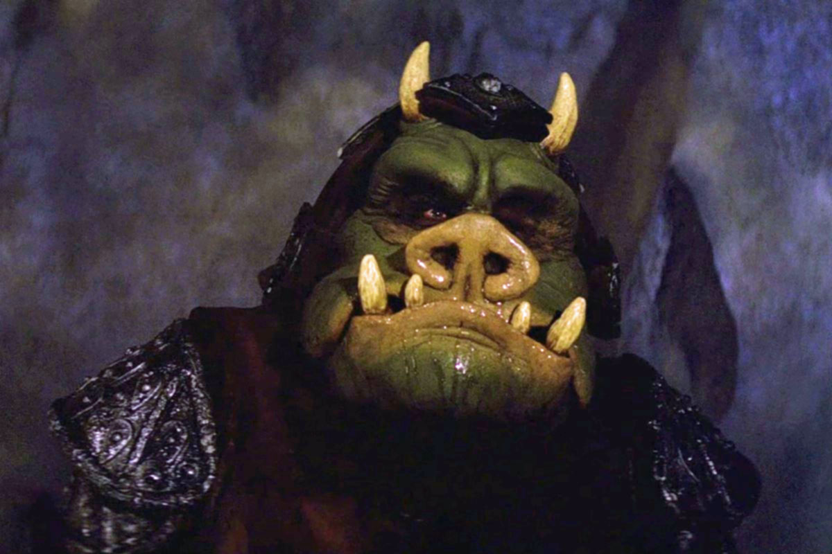 Image result for gamorrean guare