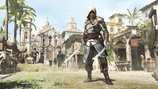 Beta'd: Taking to the Seas of Assassin's Creed IV: Black ...