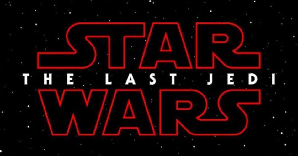 Star Wars The Last Jedi - Copyright Disney