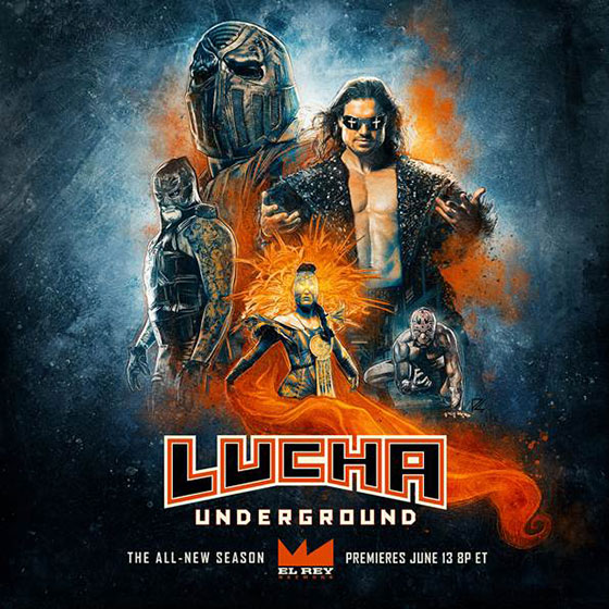 Nerdly 187 Lucha Underground Review June 27th 2018