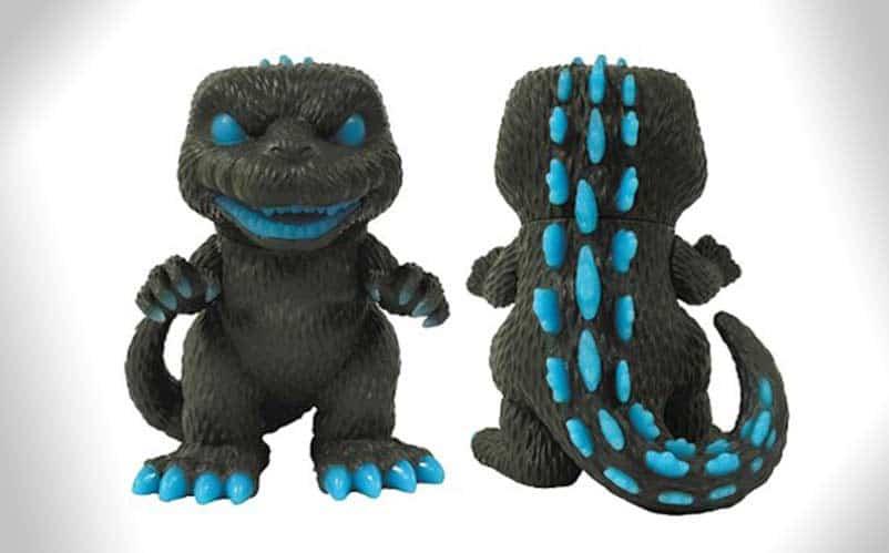 Godzilla Atomic Breath Glow In The Dark FunKo Pop Nerd Much