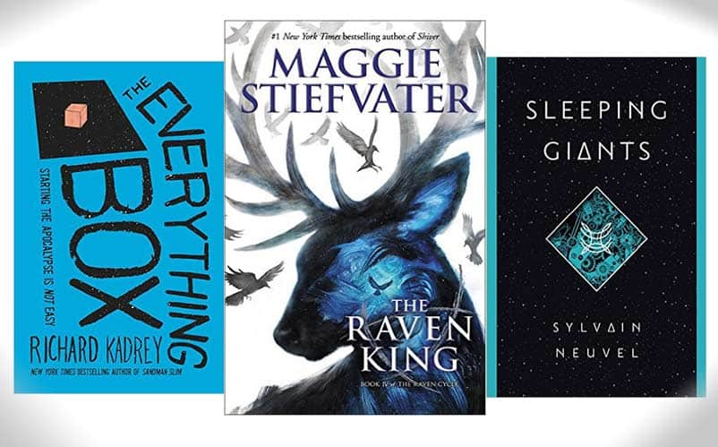 9 Best New Sci Fi Amp Fantasy Books To Read April 2016