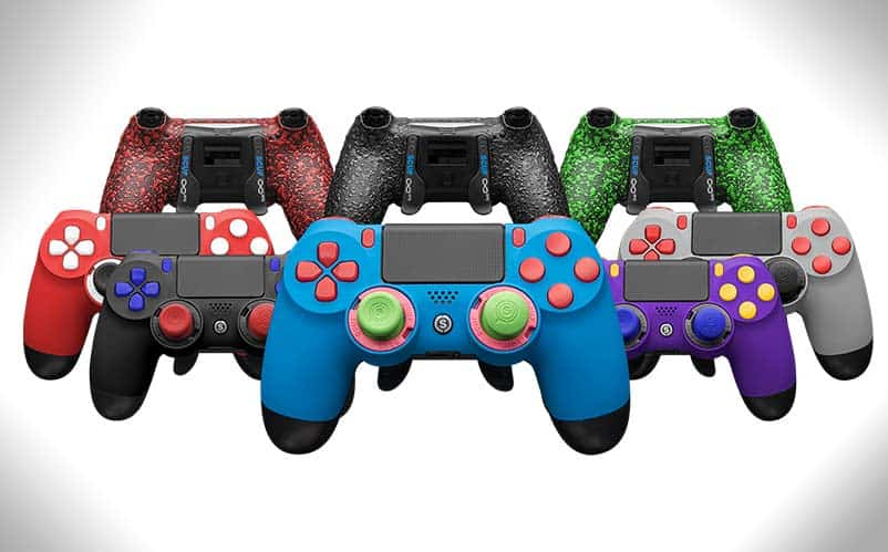 SCUF Infinity 4PS Custom PS4 Controllers Nerd Much