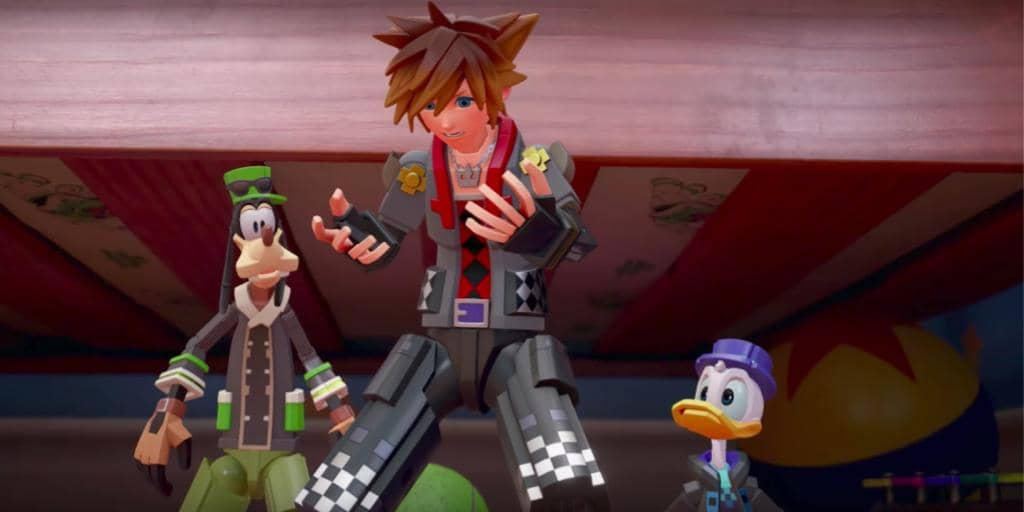 Kingdom Hearts 3 Trailer Confirms Toy Story World