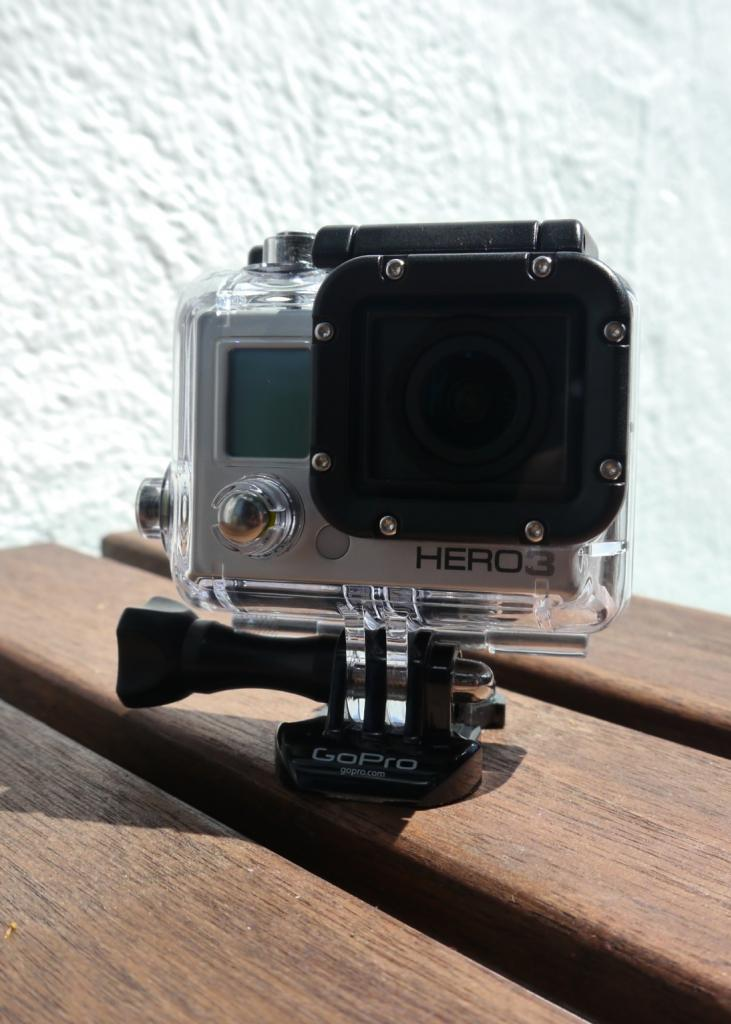 And Now, For Something Completely Different: GoPro Hero3 Review