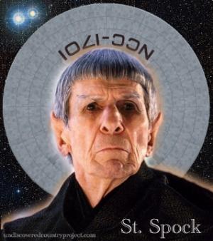 Star Trek: The Undiscovered Religion