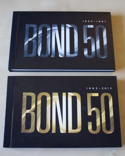 Bond Book Front